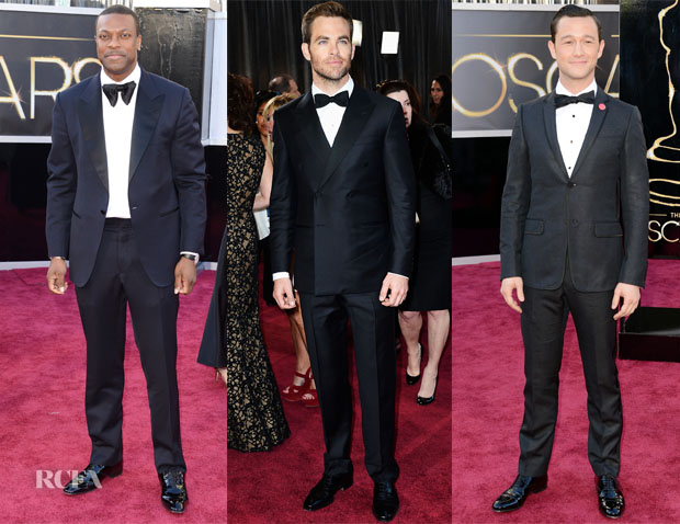 2013 Oscars Menswear Round Up 3