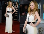 Juno Temple In Stella McCartney - 2013 BAFTA Awards