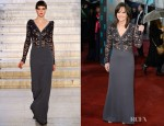 Sally Field In Antonio Berardi - 2013 BAFTA Awards