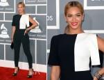 Beyoncé Knowles In Osman - 2013 Grammy Awards