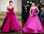Fan Bingbing In Marchesa - 2013 Oscars