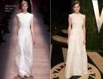 Allison Williams In Valentino - 2013 Vanity Fair Party