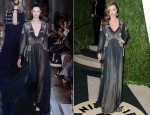 Miranda Kerr In Valentino - 2013 Vanity Fair Party
