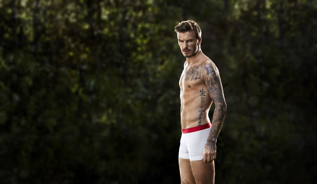 David Beckham for H&M Bodywear