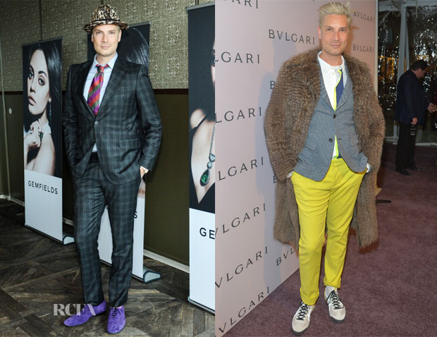 A Week In Cameron Silver's Closet