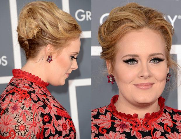 Adele's Lashes