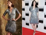 Andrea Riseborough In Matthew Williamson - 2013 Elle Style Awards
