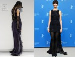 Anne Hathaway In Chanel Couture - 'Les Miserables' Berlin Film Festival Photocall & Premiere