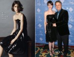 Anne Hathaway In Nina Ricci - 49th Annual Cinema Audio Society Awards