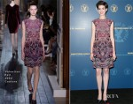 Anne Hathaway In Valentino Couture - 2013 DGA Awards