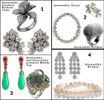 Vote For The Annoushka Jewels You Would Like To See With My Roland Mouret Gown