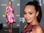 Ashley Madekwe In J. Mendel - 15th Annual Costume Designers Guild Awards