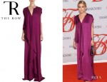 Ashley Olsen's The Row 'Priston' Gown