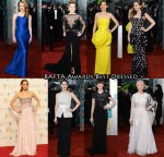 Who Was Your Best Dressed At The 2013 BAFTA Awards?
