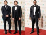 2013 BAFTA Awards Menswear Round Up