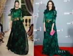 Bérénice Bejo In Giambattista Valli Couture - Cesar Film Awards 2013