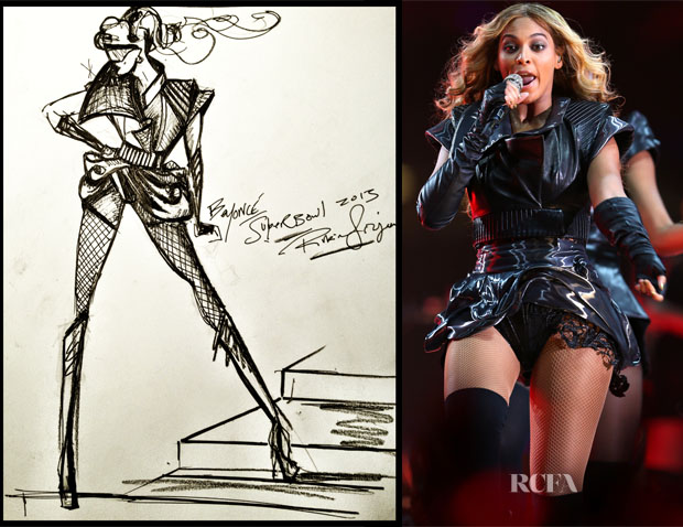 Beyonce Knowles In Rubin Singer