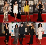 Who Was Your Best Dressed At The 2013 Brit Awards?