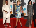 2013 Brit Awards Red Carpet Round Up