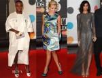 2013 Brit Awards Red Carpet Round Up