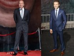 Bruce Willis In Dior Homme & Jai Courtney In Ermenegildo Zegna - 'A Good Day to Die Hard' Event