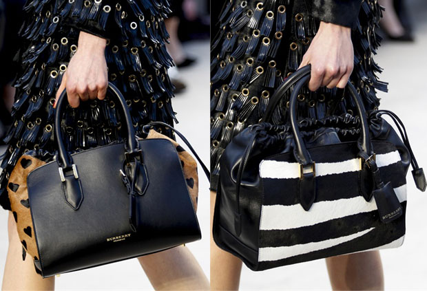 Burberry Crush Bag