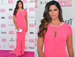 Camila Alves In Escada - 2013 Independent Spirit Awards