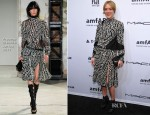 Chloe Sevigny In Proenza Schouler - amfAR New York Gala To Kick Off Fall 2013 Fashion Week