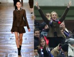 Diane Kruger In Stella McCartney - Stade de France