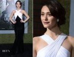 Emmy Rossum In Andrew Gn - 'Beautiful Creatures' LA Premiere