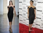 Eva Longoria In Cushnie et Ochs - SHe By Morton's Grand Opening