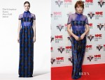 Florence Welch In Christopher Kane - NME Awards 2013
