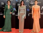 2013 Goya Awards Red Carpet Round Up