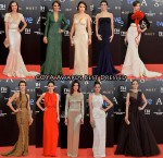 Who Was Your Best Dressed At The 2013 Goya Cinema Awards?