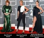 Fashion Critics' 2013 Grammy Awards Round Up