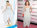 Holland Roden In Alice + Olivia - Teen Vogue 10th Anniversary Party & Chloe Moretz' Sweet Sixteen Birthday Party