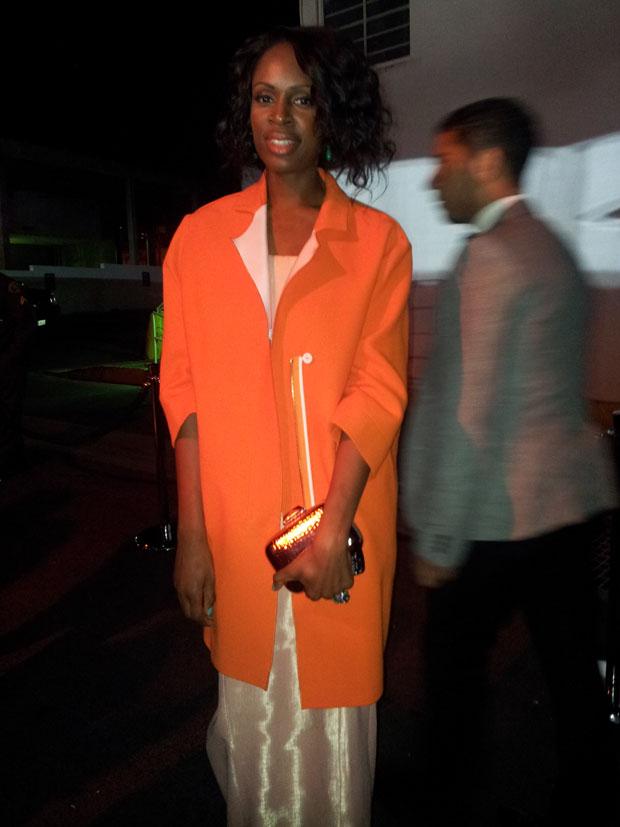 Roland Mouret coat