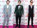 Independent Spirit Awards Menswear Round Up