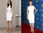 Jennifer Garner In Antonio Berardi - 2013 DGA Awards