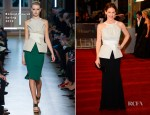 Jennifer Garner in Roland Mouret - 2013 BAFTA Awards