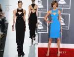 Karlie Kloss In Michael Kors - 2013 Grammy Awards