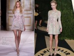 Kate Bosworth In Giambattista Valli Couture - 2013 Vanity Fair Party