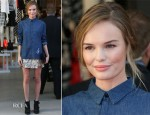 Kate Bosworth In J.W. Anderson For Topshop - Topshop LA Grand Opening