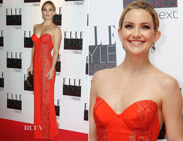 Kate Hudson in Stella mccartney - elle style awards