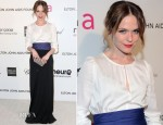 Katie Aselton In Paule Ka - 2013 Elton John AIDS Foundation Oscars Party