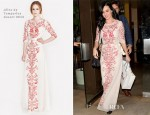 Katy Perry In Alice by Temperley - The Cut