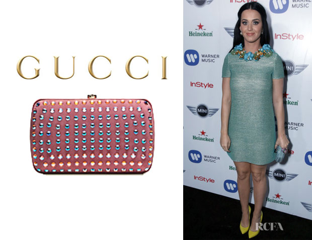 Katy Perry's Gucci Clutch