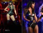 Kelly Rowland In Emilio Pucci - Super Bowl XLVII Halftime Show