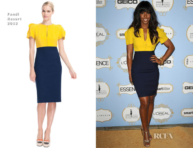 Kelly Rowland In Fendi - 6th Annual Essence Black Women In Hollywood Awards