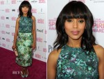 Kerry Washington In Giambattista Valli Couture - 2013 Independent Spirit Awards